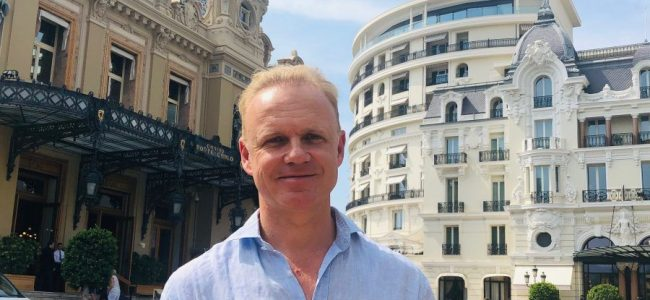 Interview: Monegasque Ian Sosso wins Best European Business Angel Investor award