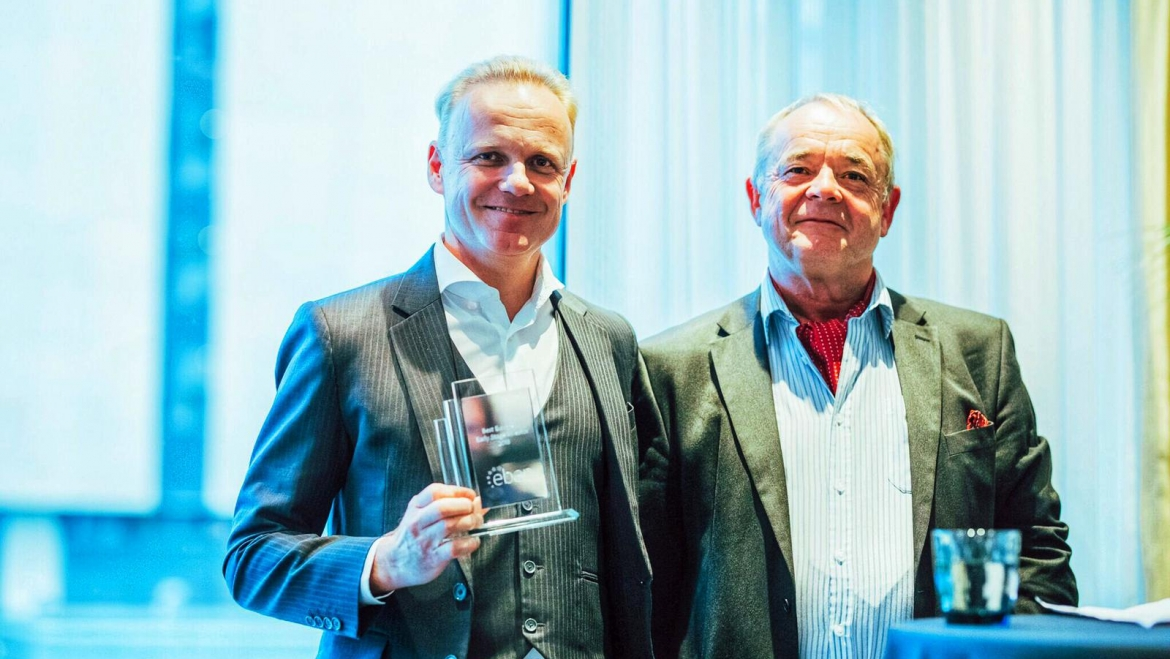 """Ian Sosso, founder of Monte Carlo Capital, wins """"best European early stage investor"""" award"""
